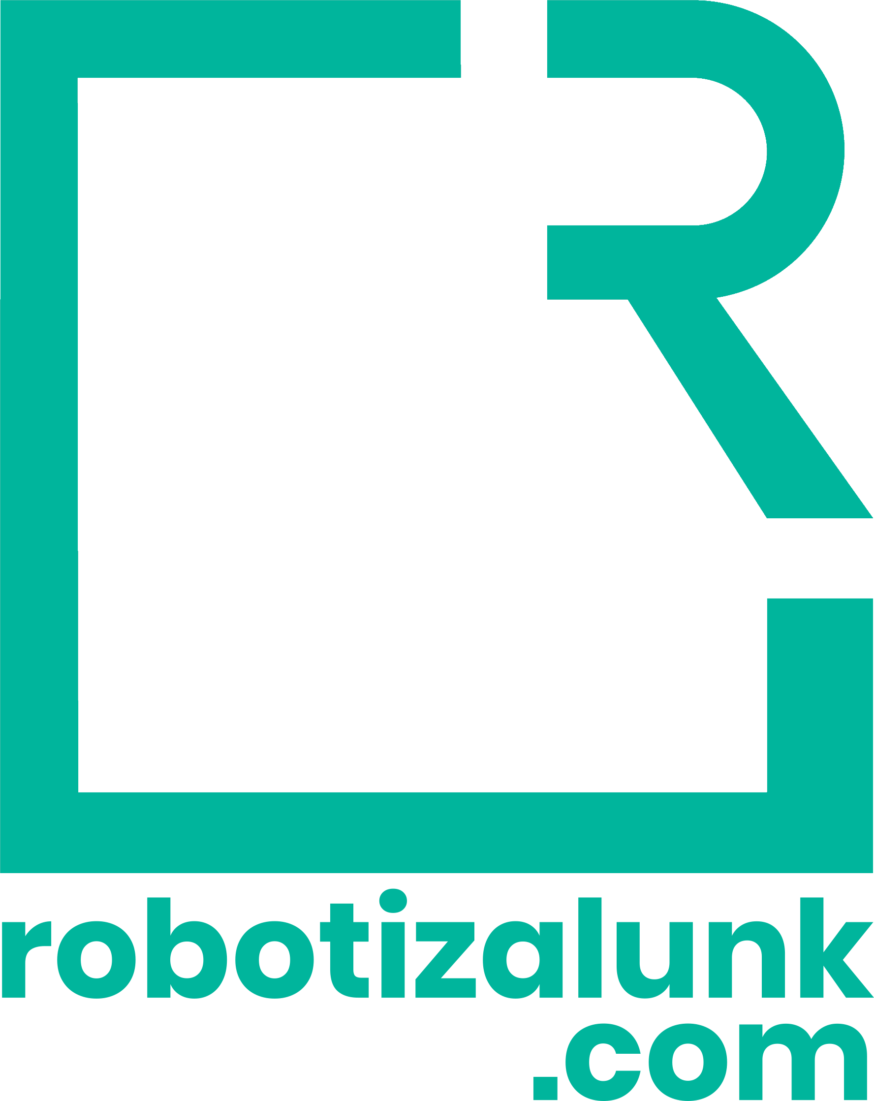 Robotizálunk Logo